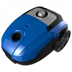 Aspirator cu sac MYRIA MY4509, 1200W, 3 l, albastru-negru