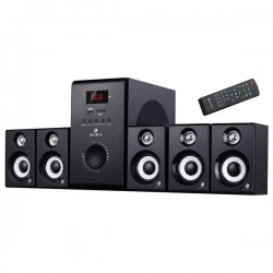 MYRIA RC-510A Speakers, 5.1, 35W, black