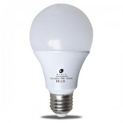 Bec LED MYRIA JHD-8626-09R, 9W, E27, lumina rece