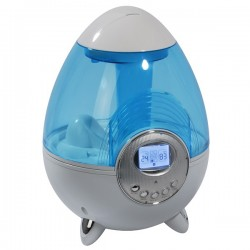 MYRIA MY4504 Air humidifier, 300 ml, 30W, blue