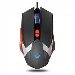 Mouse gaming MYRIA GM-755, 2500 dpi, negru