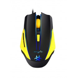 Mouse gaming MYRIA MG7507, 2500 dpi, negru