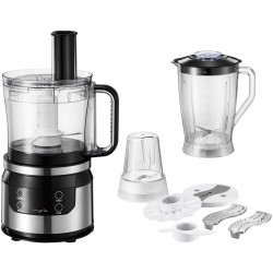 MYRIA MY4109 Kitchen robot, grinder, blender 2l, 800W, black
