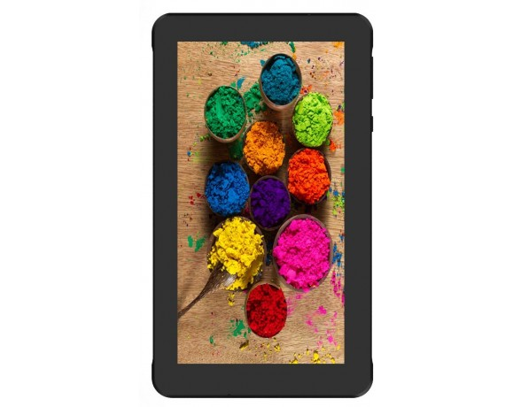 "Tableta Myrira 3G, MY8300, Wi-fi + 3G, 7"", Quad Core 1.3 GHz, 8GB, 1GB Ram, Android 6.0, Black"