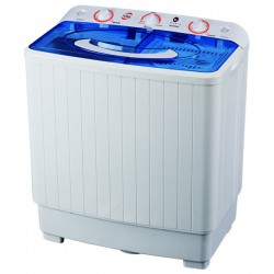MYRIA MYR60 Semi-automatic washing machine, 6Kg washing, 5.3Kg spining, white-blue