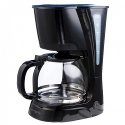 Coffeemaker MYRIA MY4117, 1.5l, 750W, black