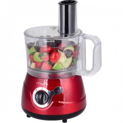 MYRIA MY4003 Kitchen robot, blender 1.8l, 500W, red