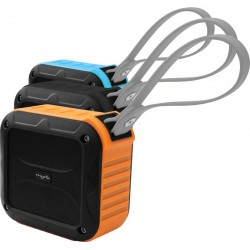 Boxa portabila MYRIA MY2400, Bluetooth, negru