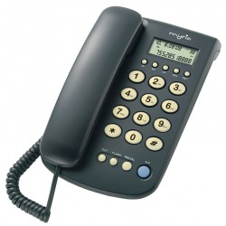 Digital Cordless Phone with LCD Display Myria MY9002