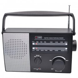 Portable Radio MYRIA MY2601, Bluetooth, USB