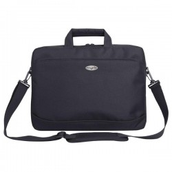 "MYRIA MY8040 laptop bag, 15.6"", black"