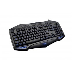 Tastatura gaming iluminata MYRIA HK-880i, negru