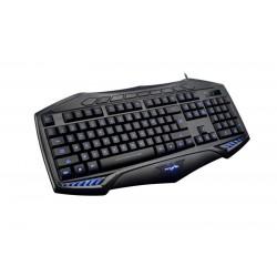 Tastatura gaming iluminata MYRIA MG7502, negru