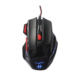 Mouse gaming MYRIA MG7512, 4000 dpi, negru