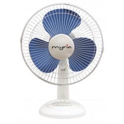 Ventilator de masa MYRIA MY4206, alb