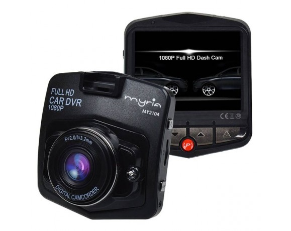 Camera video auto DVR MYRIA MY2100, Full HD, 2.7""