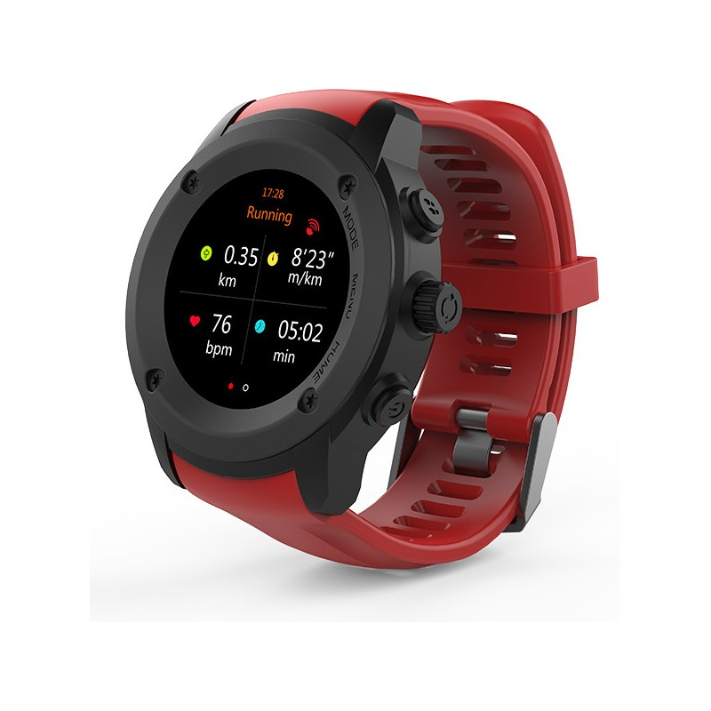Myria My9504 Smartwatch Red