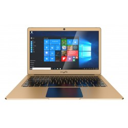 "Laptop MYRIA MY8305GD, Intel® Celeron® N3350 pana la 2.4GHz, 13.3"", 4GB, HDD 32GB, Intel® HD Graphics 500, Windows 10 Home"