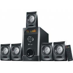 MYRIA MY8029 Speakers, 5.1, 105W, black