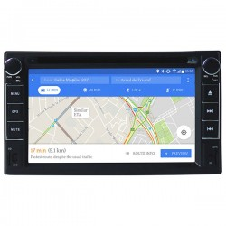 "DVD player auto cu Android MYRIA MY2105, Display 6.2"" ,GPS, Bluetooth, 4x40W"