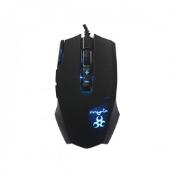 Mouse gaming MYRIA MG7511, 4000 dpi, negru