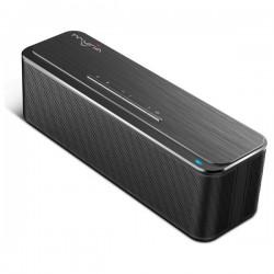 Boxa portabila MYRIA MY2403, 2x8W, Bluetooth, negru