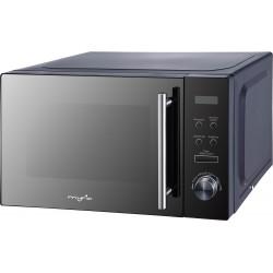 Cuptor cu microunde MYRIA MY4056BK, LCD, 700W, negru