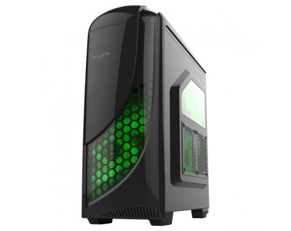 Desktop Myria Digital 14, Intel® Core™ i5-7400, 8GB, 1TB, NVIDIA GeForce GTX 1060 6GB, Ubuntu