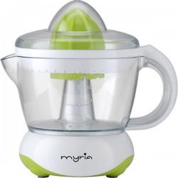 MYRIA MY4051 Citrus juicer, 40W, 0.7l, white