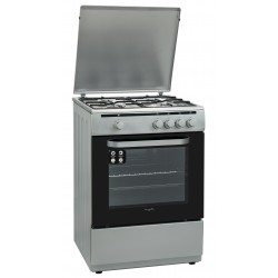 MYRIA MY1815 gas cooker, gas, 4 cooking zones