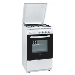 MYRIA MY1818 gas cooker, gas, 4 cooking zones