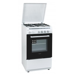 MYRIA MY1820 Gas cooker, gas, 4 cooking zones