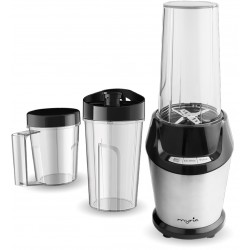 MYRIA MY4067 Blender, 1000W,1.75L, pulse function, black-stainless steel