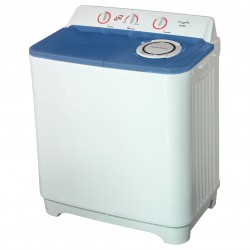 MYRIA MY1509 Semi-automatic washing machine, 8.5Kg washing, 6Kg spining, white-blue