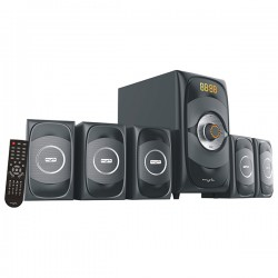 MYRIA MY8027 Speakers, 5.1, 80W, Bluetooth, black