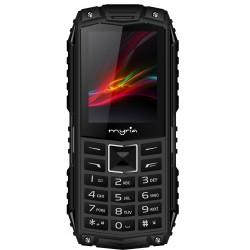 Telefon MYRIA MY9069BK Enduro 3G, negru