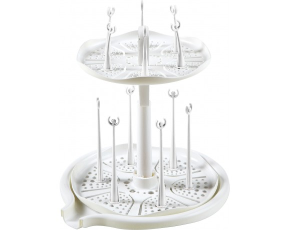 MYRIA MY5005 Bottle drying rack, 6 baby bottles