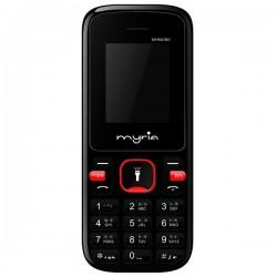 Telefon mobil MYRIA MY9067RD, Dual Sim, negru-rosu