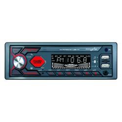 MP3 player auto MYRIA MY2122, 4x25W, USB, iluminare rosie