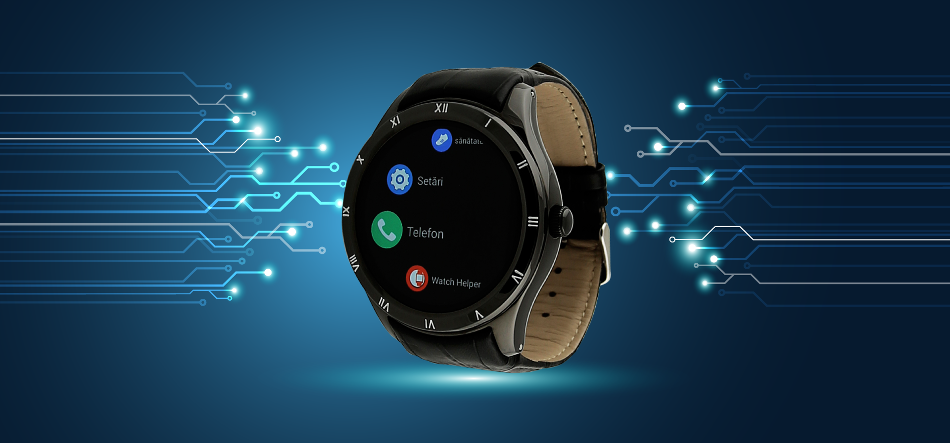Connect Smartwatch Myria MY9506