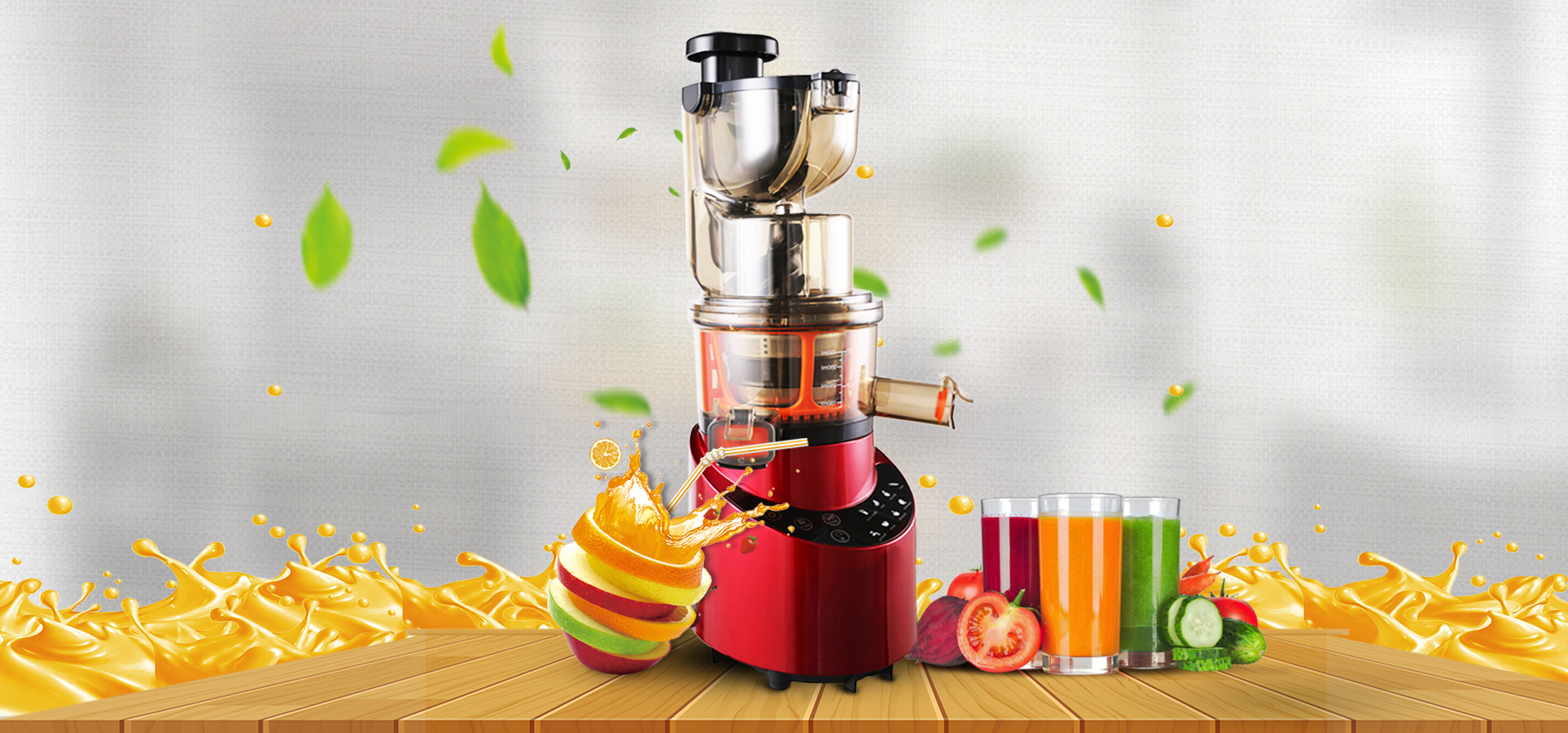 slow juicer myria my4028